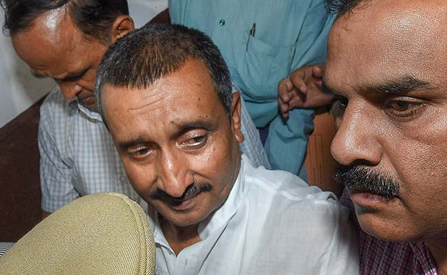 Unnao Rape Accused BJP Lawmaker Kuldeep Sengar's Security Cover Withdrawn