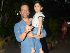 Tusshar Kapoor On Being A 'Hands-on Parent' To Son Laksshya: 'I Plan My Day According To His Timetable'
