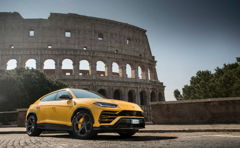 The Lamborghini Urus goes from 0-100 kmph in 3.6-seconds before the top speed of 305 kmph