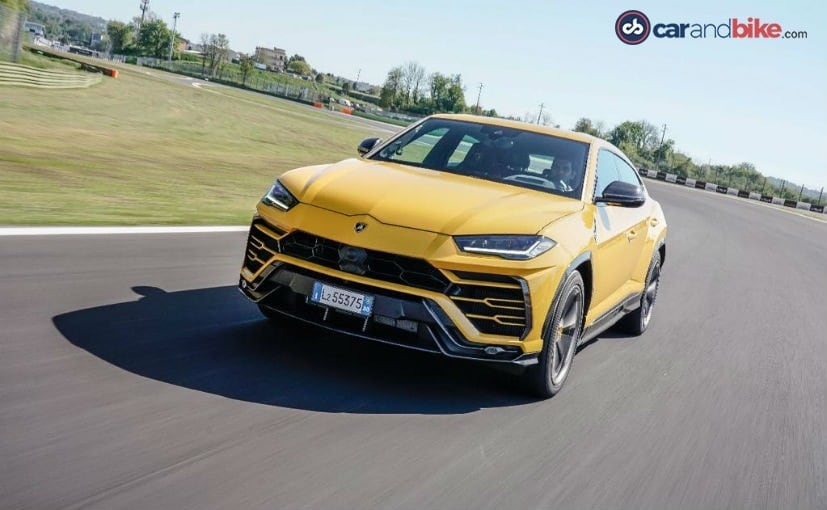 The Urus has been one of the strongest sellers for the company in the country