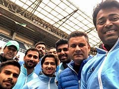Davis Cup: Leander Paes Creates World Record In India