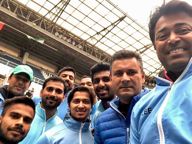 Davis Cup: Leander Paes Creates World Record In Indias Stunning Comeback Win