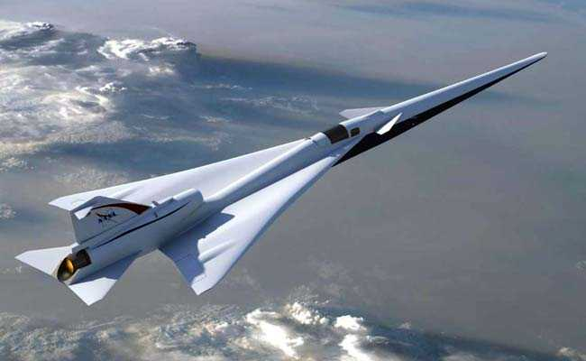 Coming Soon. NASA's Supersonic Plane, Quiet As A 'Car-Door Shutting'