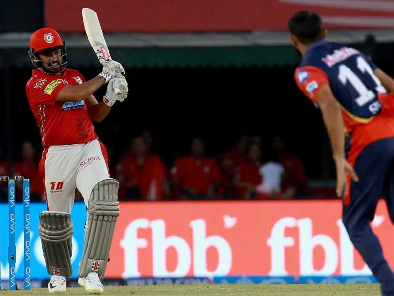 Karun Nair is a vital cog in the KXIP batting lineup. (IANS)