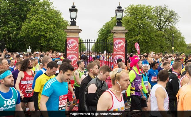 Don't Run Too Fast, London Marathoners Told Ahead Of 'Hottest Race Ever'