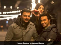 <i>Loveratri</i>: Aayush Sharma, Warina Hussain's Current Stop - London