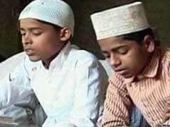 "<i>Madrasa</i> In UP's Gorakhpur Teaches Sanskrit; ""Enjoying It"", Say Students"