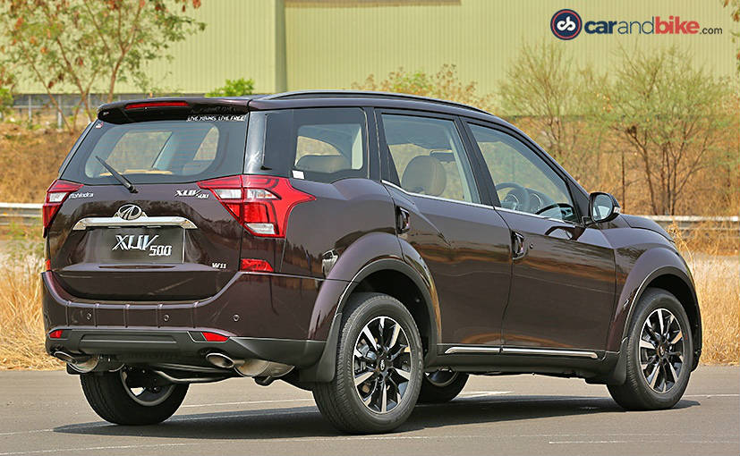 2018 Mahindra Xuv500 Facelift Launched In India Price Starts At Rs