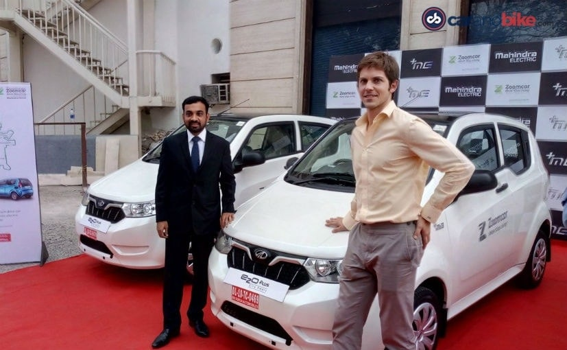 Mahindra And Zoomcar Offer Self-Drive Electric Cars On Rent In Delhi