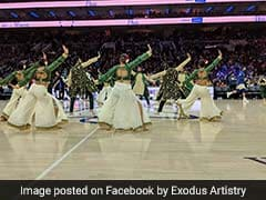 Ranveer Singh 'Likes' This NBA Halftime Show For Its <i>Bajirao Mastani</i> Link