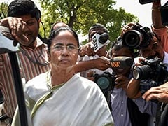 At Trinamool Meet, Mamata Banerjee's Revealing Comment On Congress
