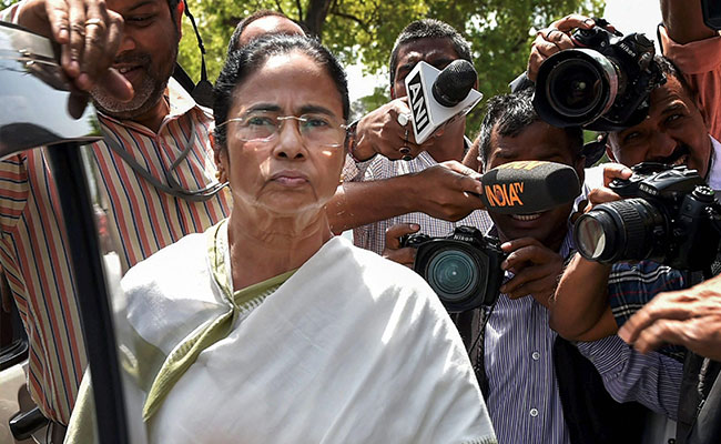 As Congress Backs JDS In Karnataka, A Word Of Advice From Mamata Banerjee