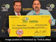 He Bought Two Lottery Tickets In His Life. The Second Won Him $533 Million