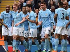Premier League: Man City Celebrate Title Triumph With Win Over Swansea