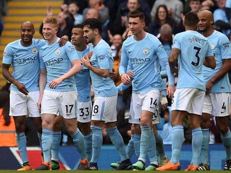 Premier League: Manchester City Celebrate Title Triumph With 5-0 Win Over Swansea
