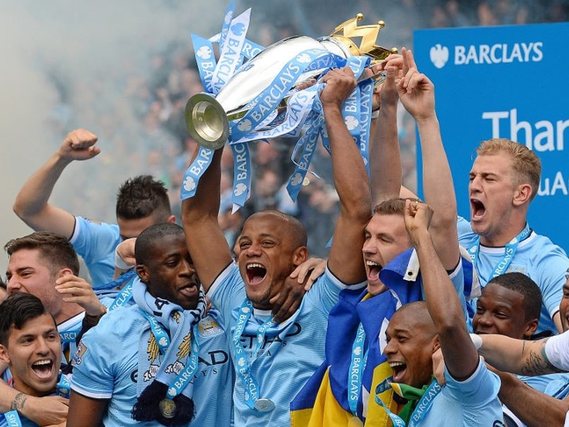 Manchester City Crowned Premier League Champions