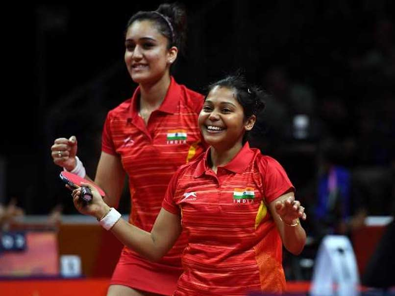 Commonwealth Games 2018: Manika Batra, Mouma Das Claim Silver In Women