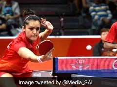 CWG 2018: Manika-Sathiyan Beat Sharath-Mouma To Bag Mixed Team Bronze
