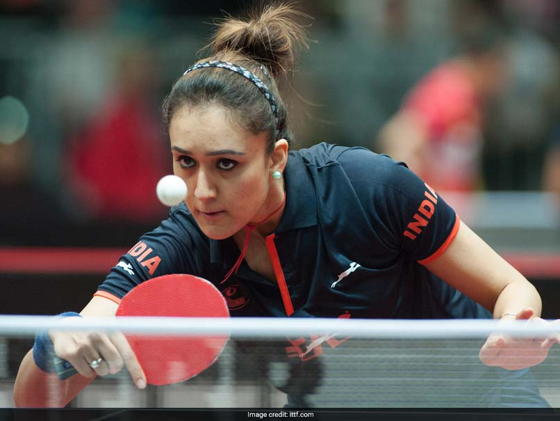 Commonwealth Games 2018: Paddlers Manika Batra, Mouma Das In Singles Quarters; Madhurika Patkar Ousted