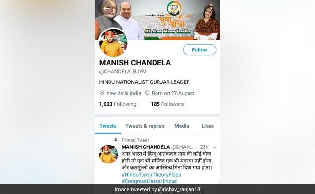 manish chandela twitter