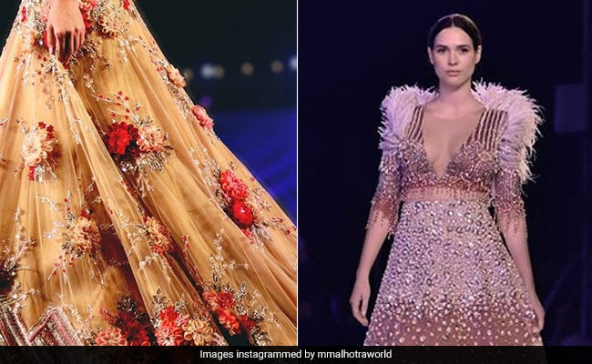 A Look Into Manish Malhotra S Summer 2018 Collection