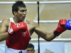 Commonwealth Games 2018: भारतीय मुक्केबाज मोहम्मद हुसामुद्दीन और मनोज कुमार क्वार्टरफाइनल में