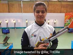 CWG Gold Medallist Manu Bhaker Dismisses Controversy, Says She Sat On The Ground By Choice