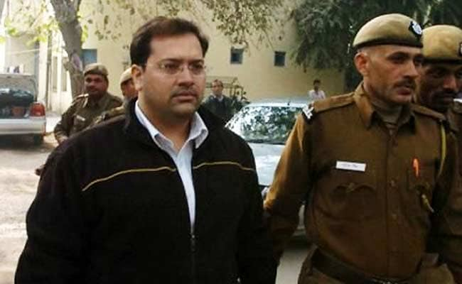 Manu Sharma, Killer Of Jessica Lal, Released From Delhi's Tihar Jail