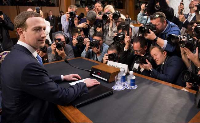 'Um, Uh, No': Mark Zuckerberg Not Keen To Reveal Own Personal Info