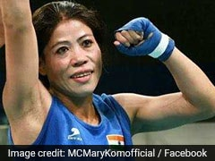 Commonwealth Games 2018: Mary Kom Enters Women