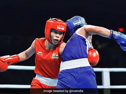 Commonwealth Games 2018: Mary Kom Assured Of Medal, Vikas Krishan Enters Boxing Quarters