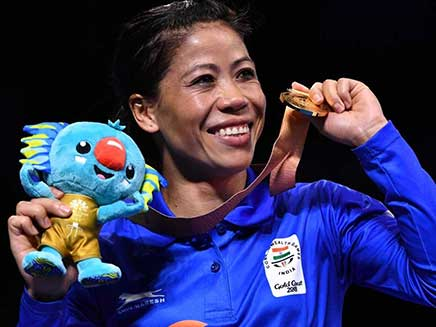 Commonwealth Games 2018: Mary Kom Credits Obsessive Training For Fighting Fit Body At 35
