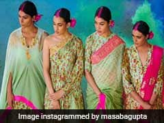 Masaba Gupta's Ethnic Summer Collection Is All About Colour Pop