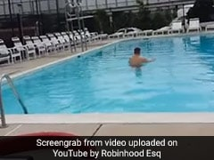 He Nearly Drowned. He's Suing Cops, Lifeguard Who Pulled Him Out Of Pool