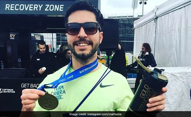 UK Chef Running In Father's Honour Collapses At London Marathon, Dies