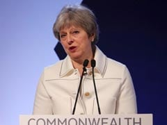 Theresa May Says She Regrets Role In Anti-Gay Laws Among Former Colonies