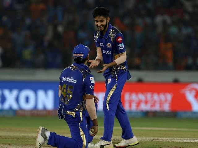IPL 2018: Piyush Chawla Praises Spin Sensation Mayank Markande