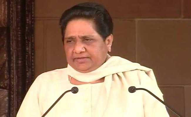Mayawati Attacks BJP, Says They Could Go For Early General Elections