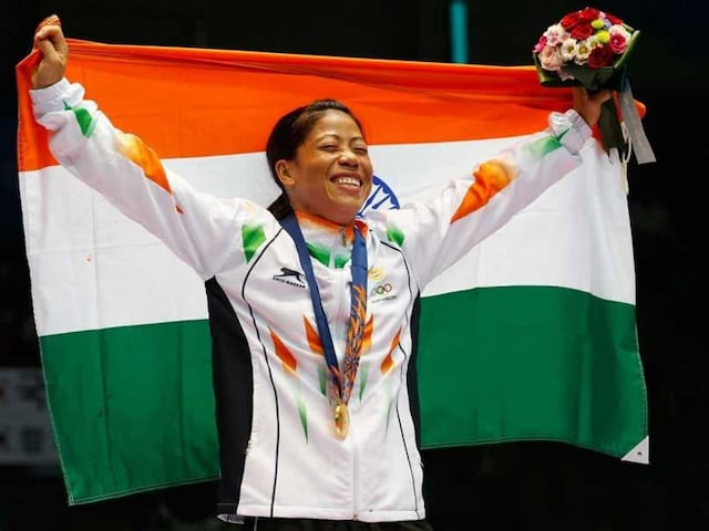 MC Mary Kom Rubbishes Retirement Talk, Dreams Of Olympic Gold