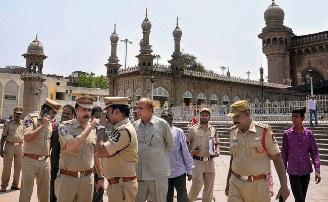 Mecca Masjid blast verdict: Security stepped up in Hyderabad