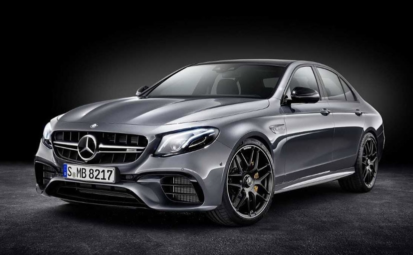 2016 Mercedes Benz Amg E 63 Sedan >> Mercedes Amg E63 S 4matic India Launch Details Revealed Carandbike