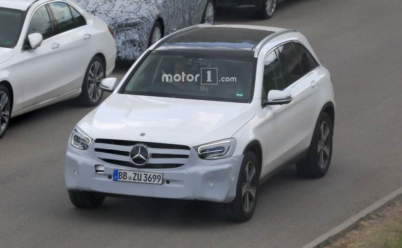 The Mercedes-Benz GLC SUV was globally introduced in 2015 and has completed more than 2 years