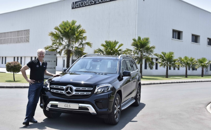 Mercedes unveils GLS Grand Edition at Rs 86.9 lakh