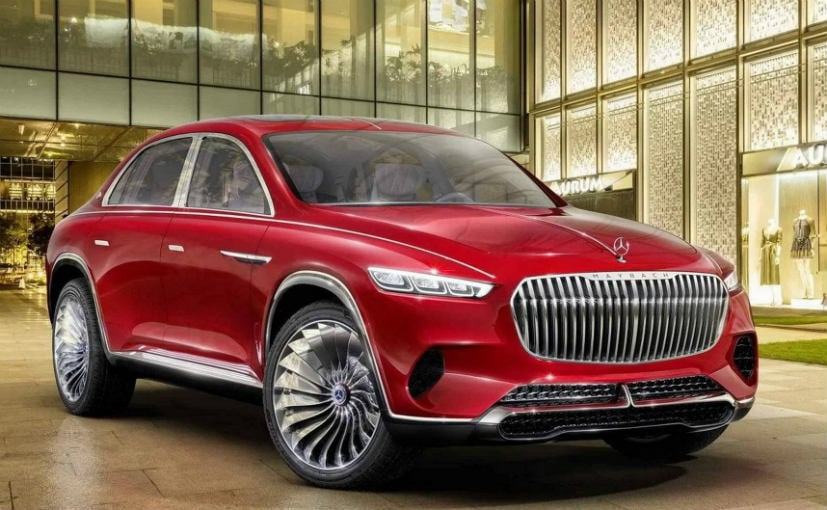 The concept SUV could get a fully electric motor