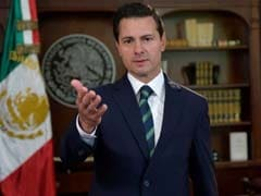 Mexico President Enrique Pena Nieto Delivers Public Rebuke Of Trump Over Border Threats