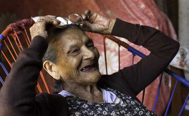 At 96, This Woman Is Fulfilling Her Dream Of Going To School