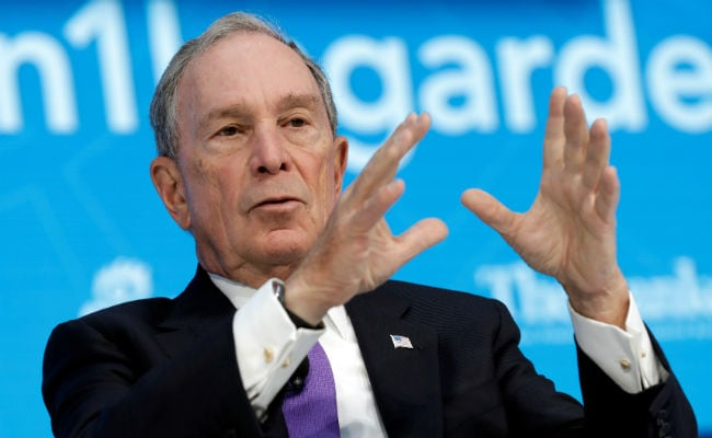 Michael Bloomberg to give $4.5 million to cover USA climate accord commitment