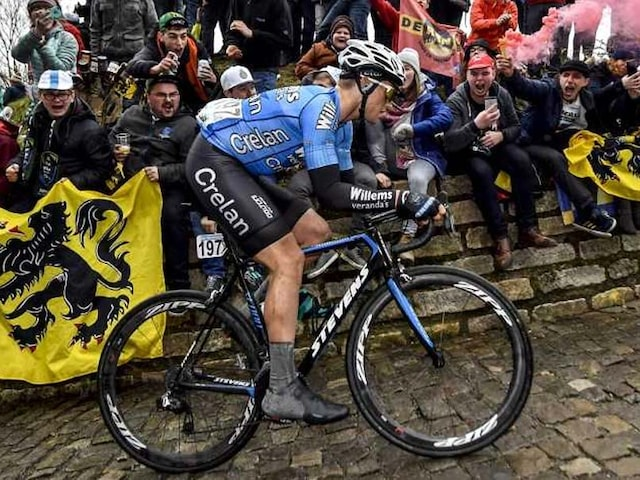 Belgian Cyclist Michael Goolaerts Dies Of Cardiac Arrest After Crash During Paris-Roubaix Race