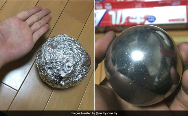 Dangerous New Trend Taking Over Web Has People Microwaving Aluminum Foil