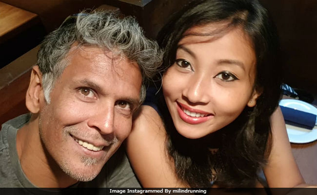 'Milind Soman And Ankita, Are You'll Engaged,' Asks The Internet After Viral Pic